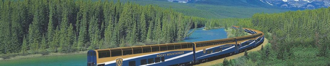 Rocky Mountaineer Header