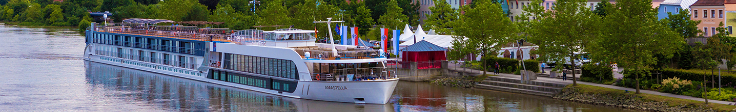 AmaWaterways European river cruise show
